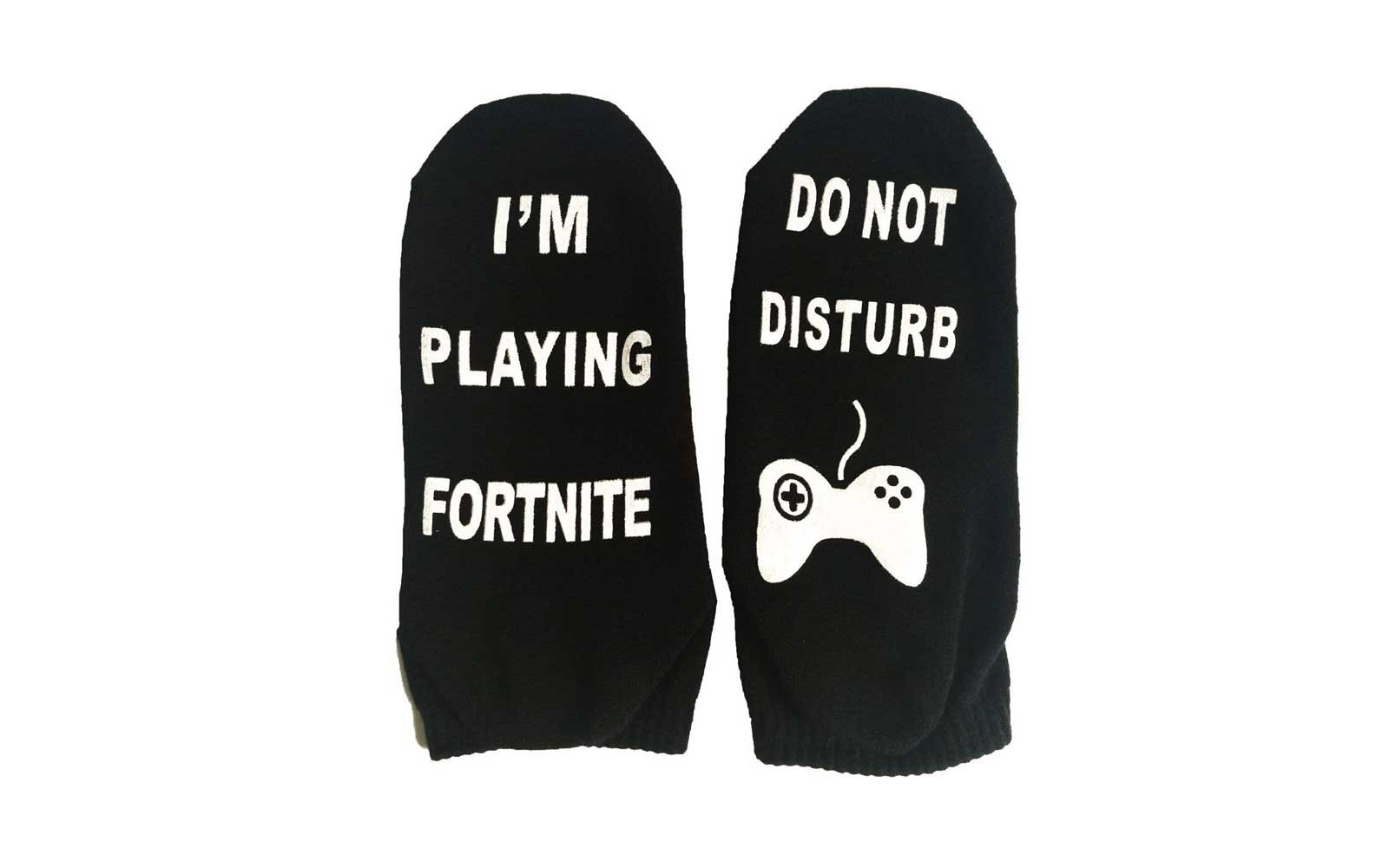 Fortnite Socks Gifts For Teens Courtesy Of Amazon