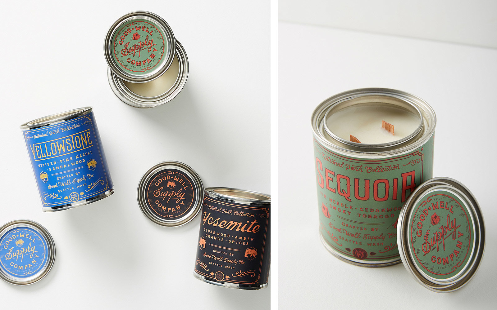 anthropologie candles