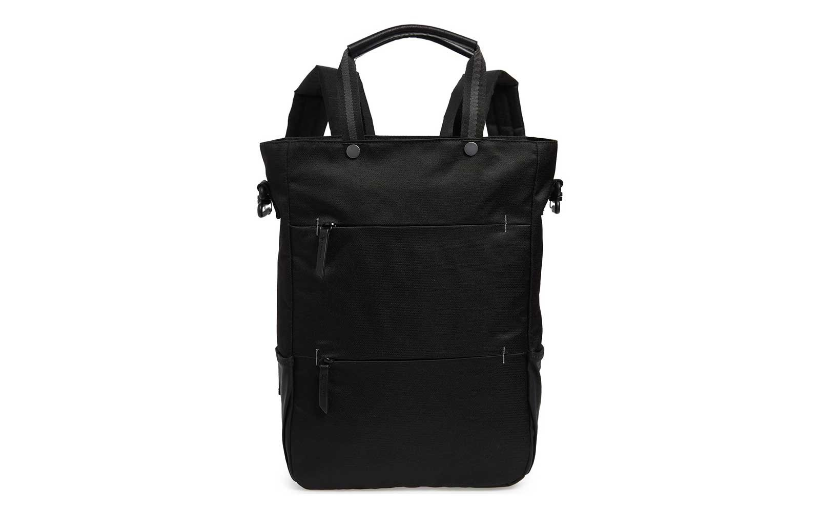 Camden RFID Convertible Backpack