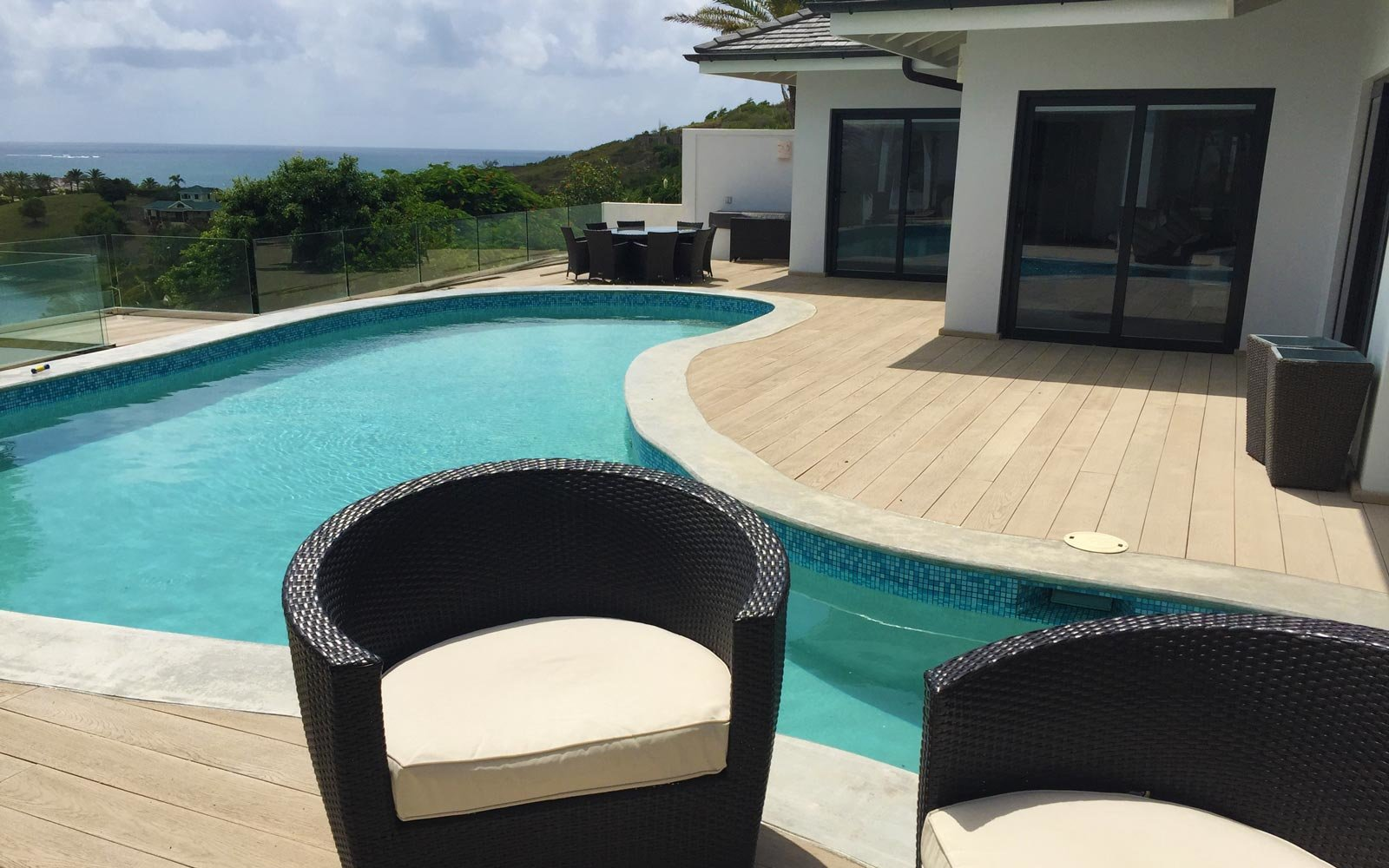 Pelican Ridge luxury villa rental in Barbados, available from ThirdHome