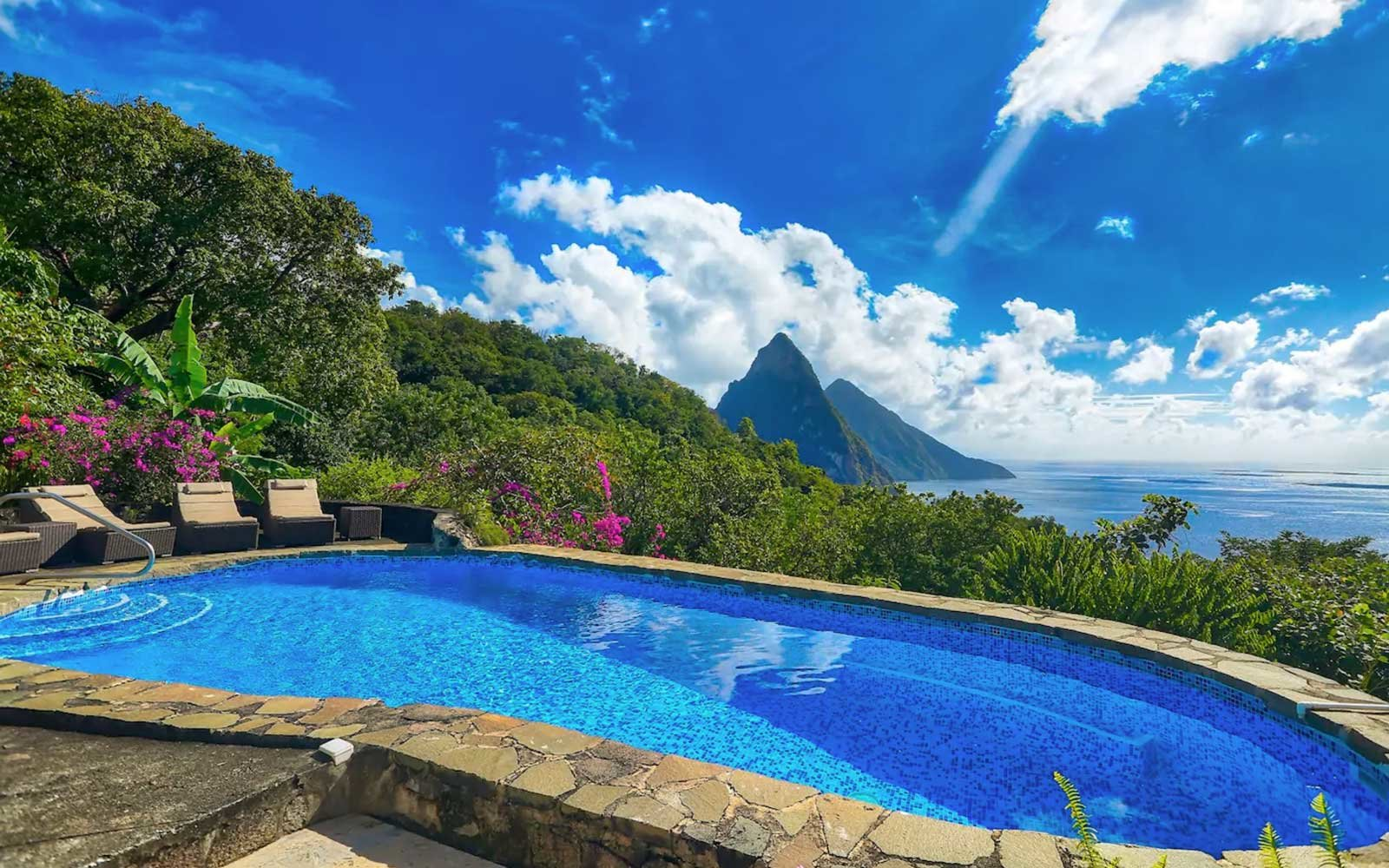 Villa Atabeyra luxury villa rental in St Lucia, available from ThirdHome