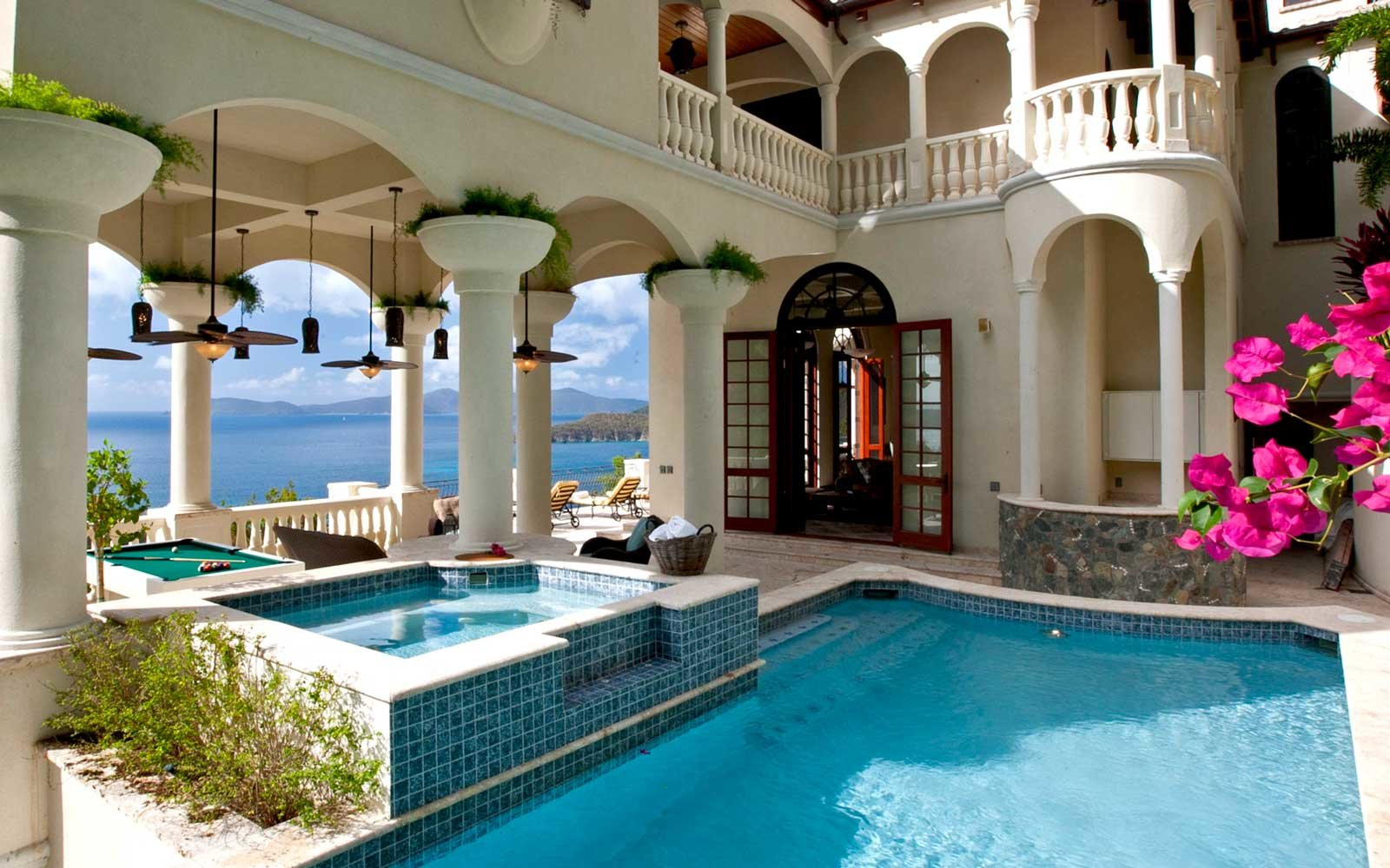 Villa Nonna luxury villa rental in St John, available from ThirdHome