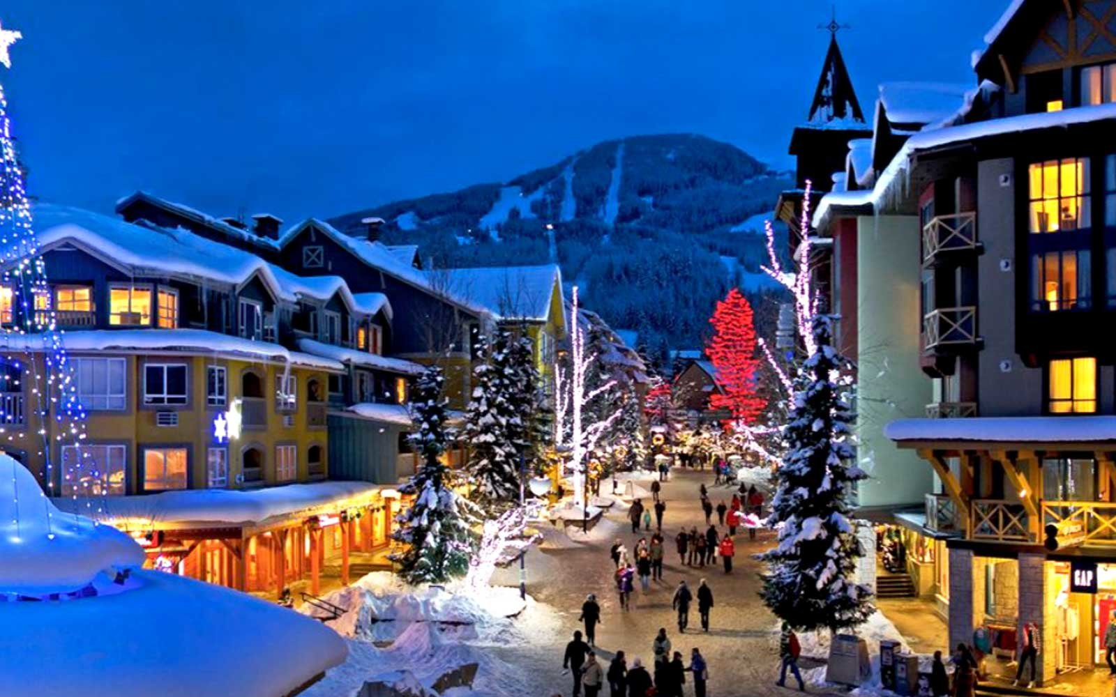 Luxurious Ski Destinations to Visit This Winter