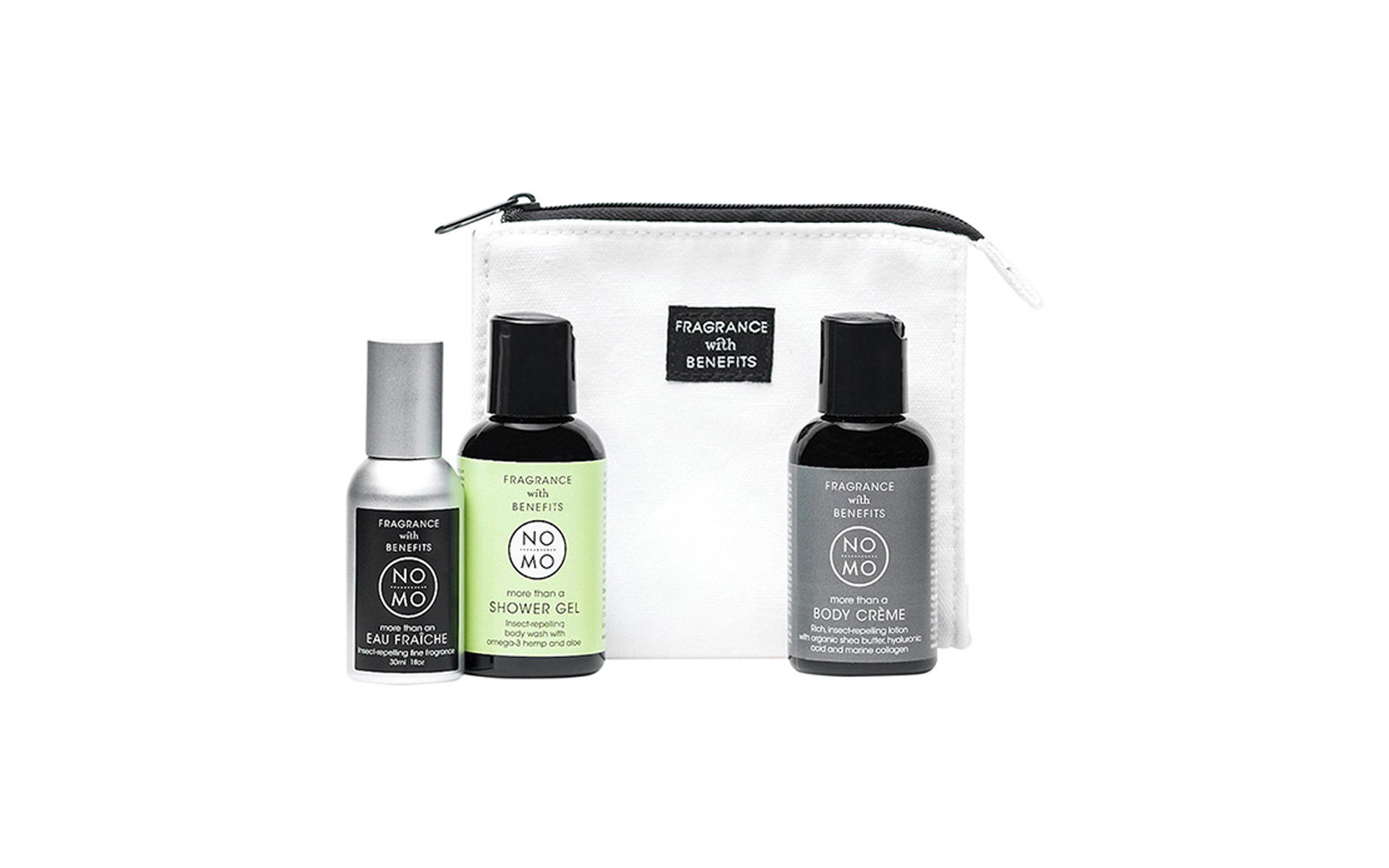 Fragrance With Benefits NoMo Travel Set