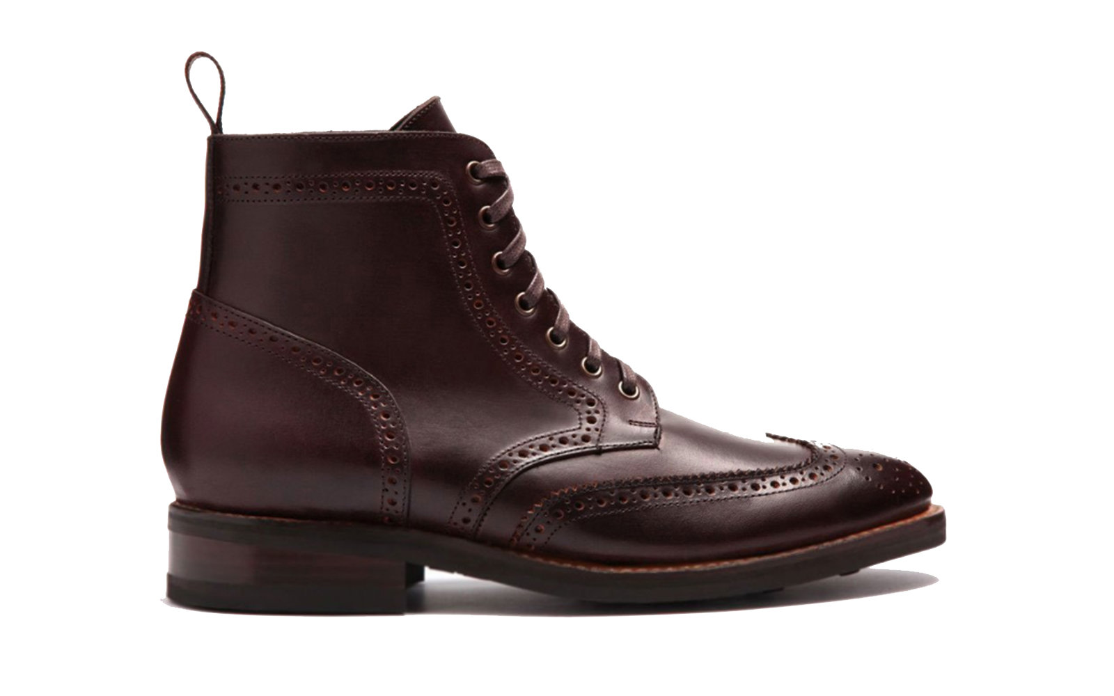 Best Dress Boots: Thursday Boots Co. Wingtip