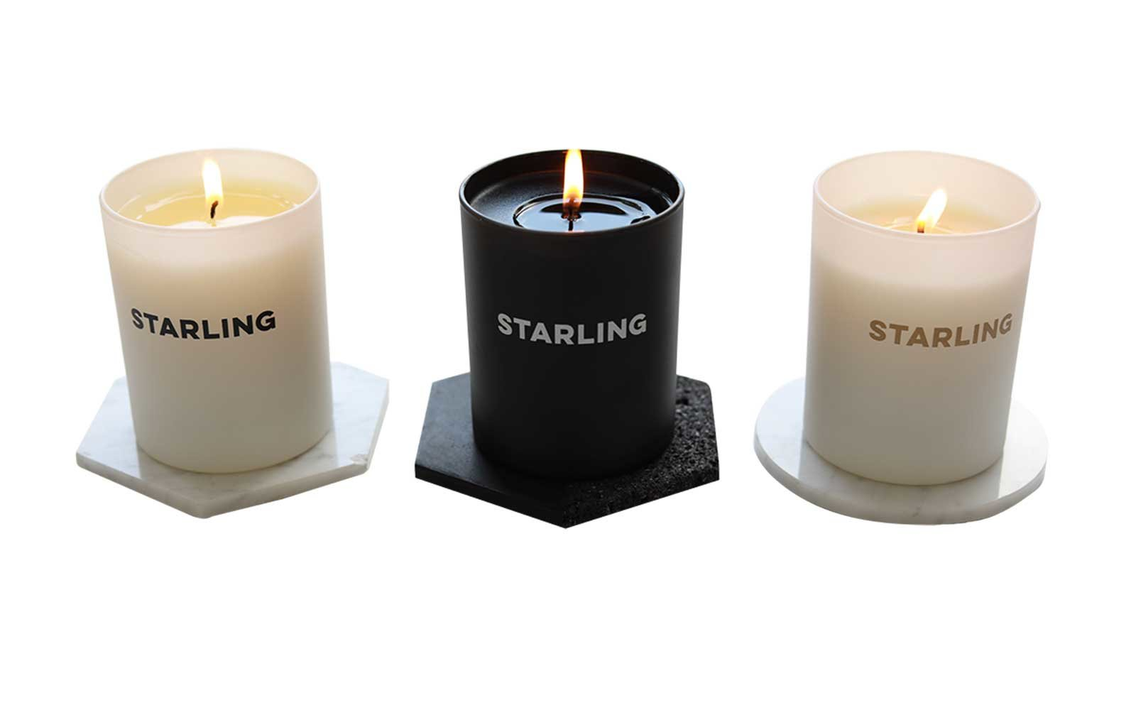 Starling candles