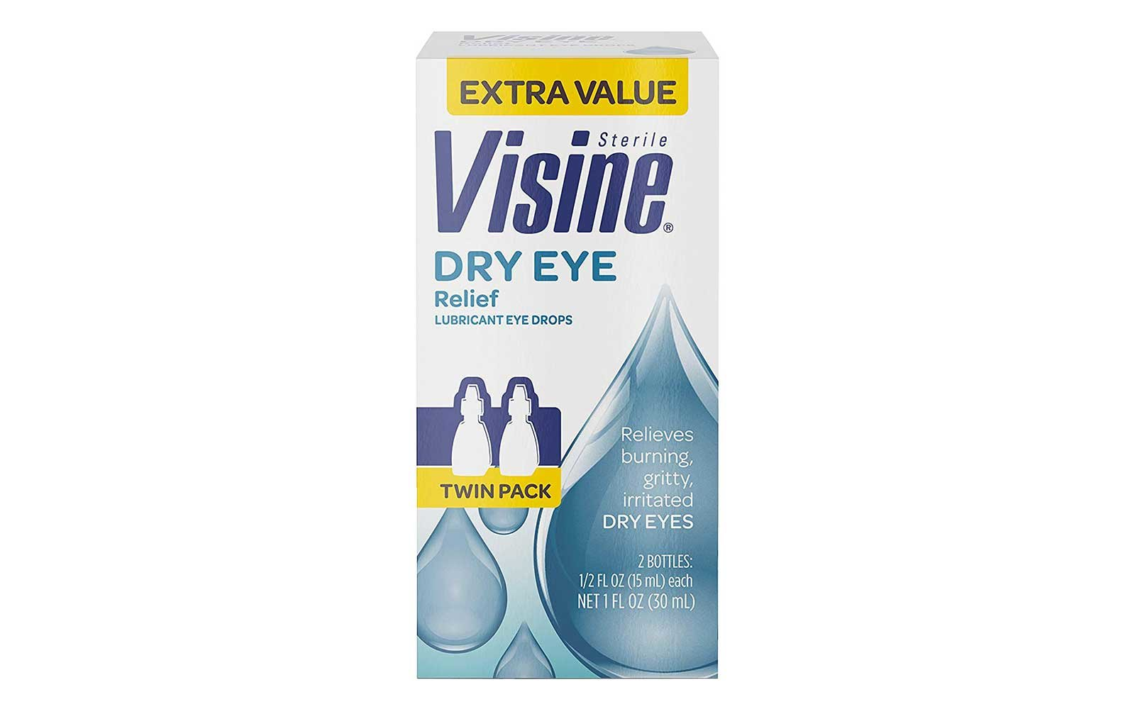Vision Dry Eye Relief Drops