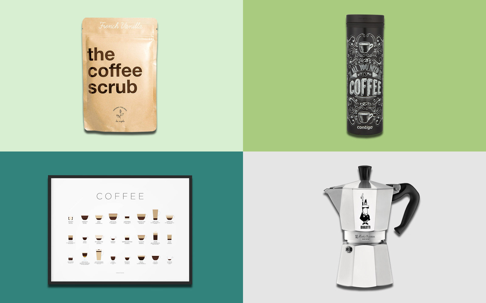 Coffee Gift Guide Lead