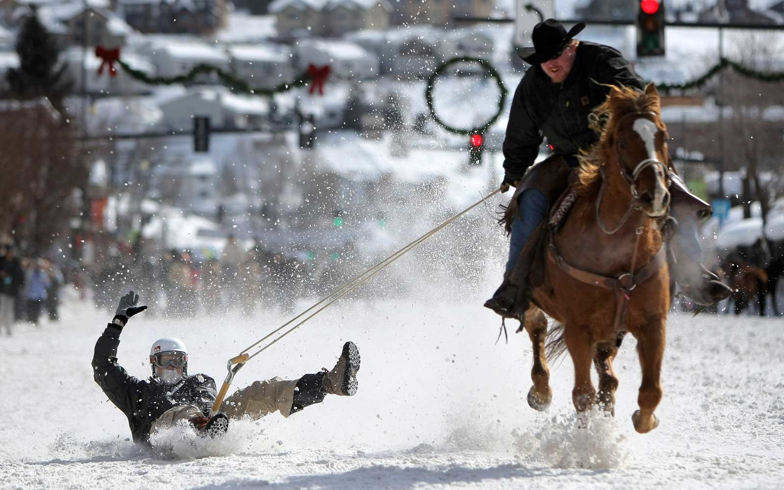Winter Carnival and Springalicious Festival: Steamboat, Colorado