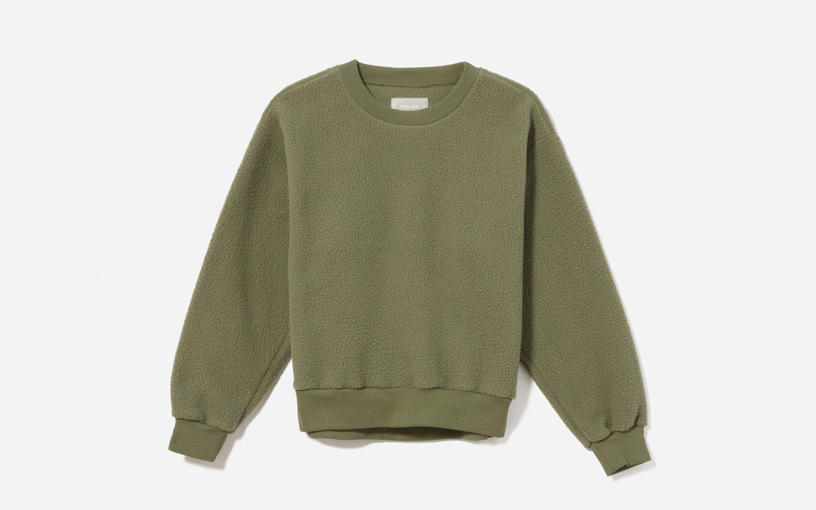 everlane crewneck sweatshirts womens