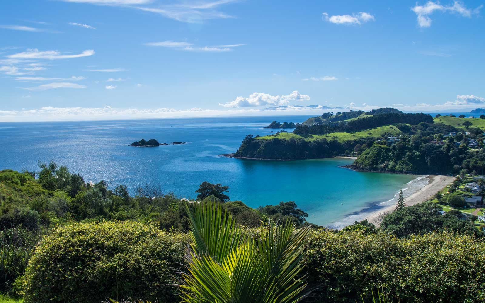 Waiheke Island, New Zealand | Most people think of islands as havens for swimming, sunning and seafood. And while many are, the world's best islands offer so much more.