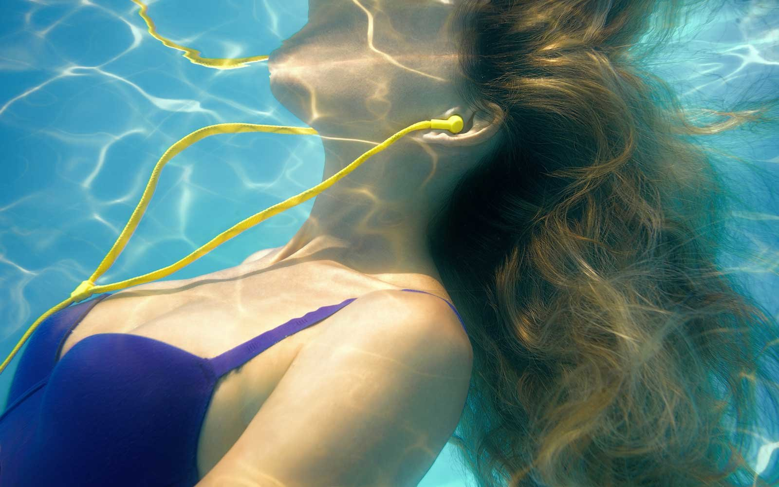 The Best Waterproof Headphones for Swimming, Water Sports, and More