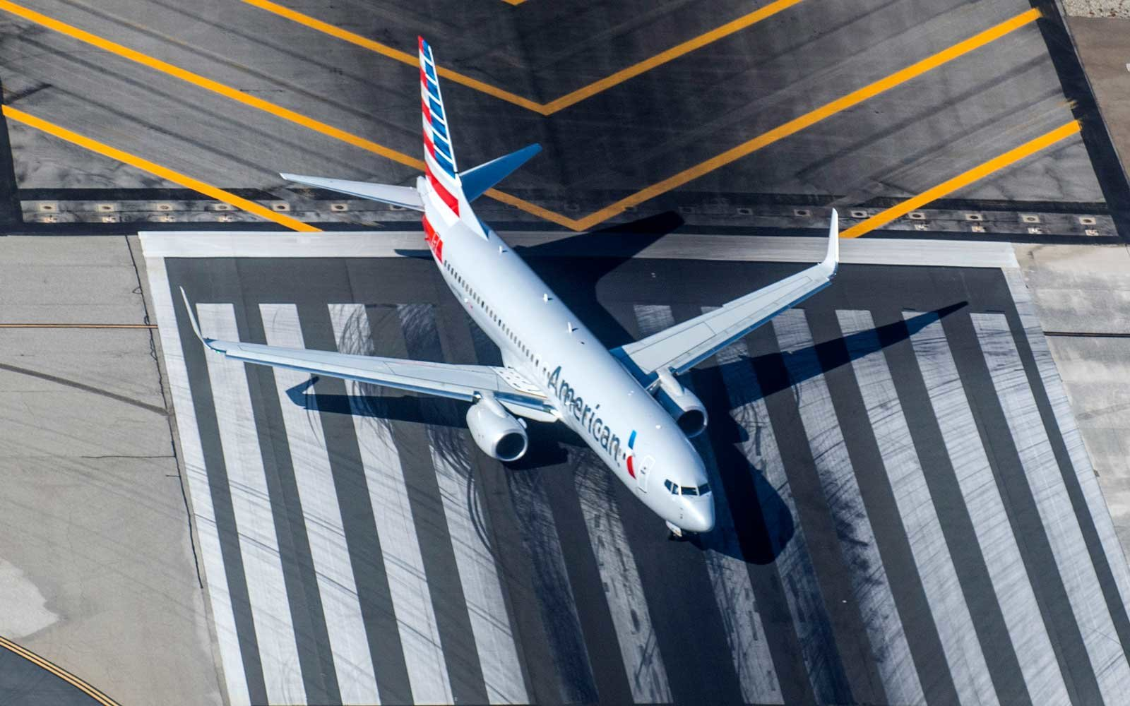 American Airlines Flight Attendant Claims Coworker Choked
