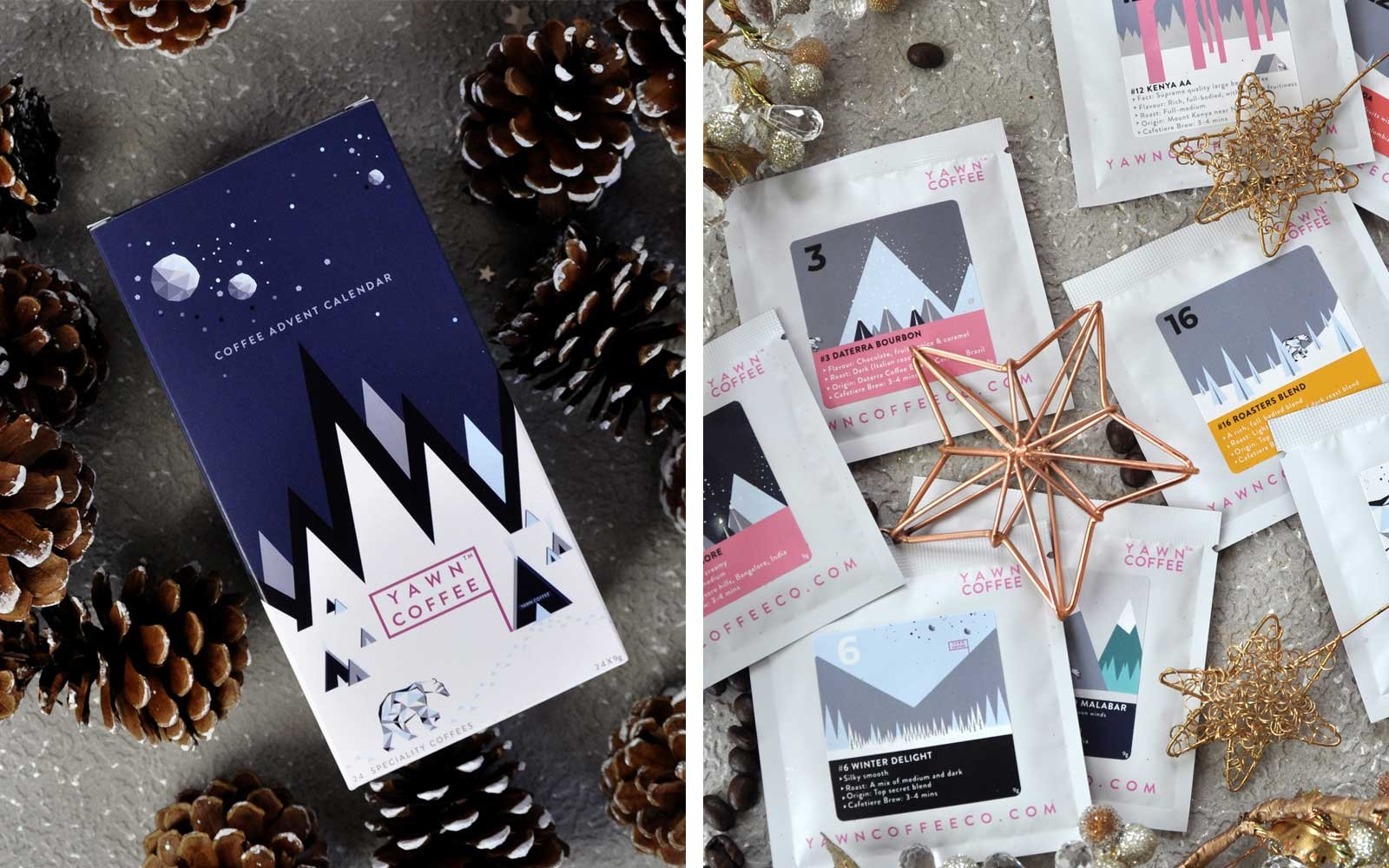 These coffee advent calendars will make the holiday season merry and caffeinated