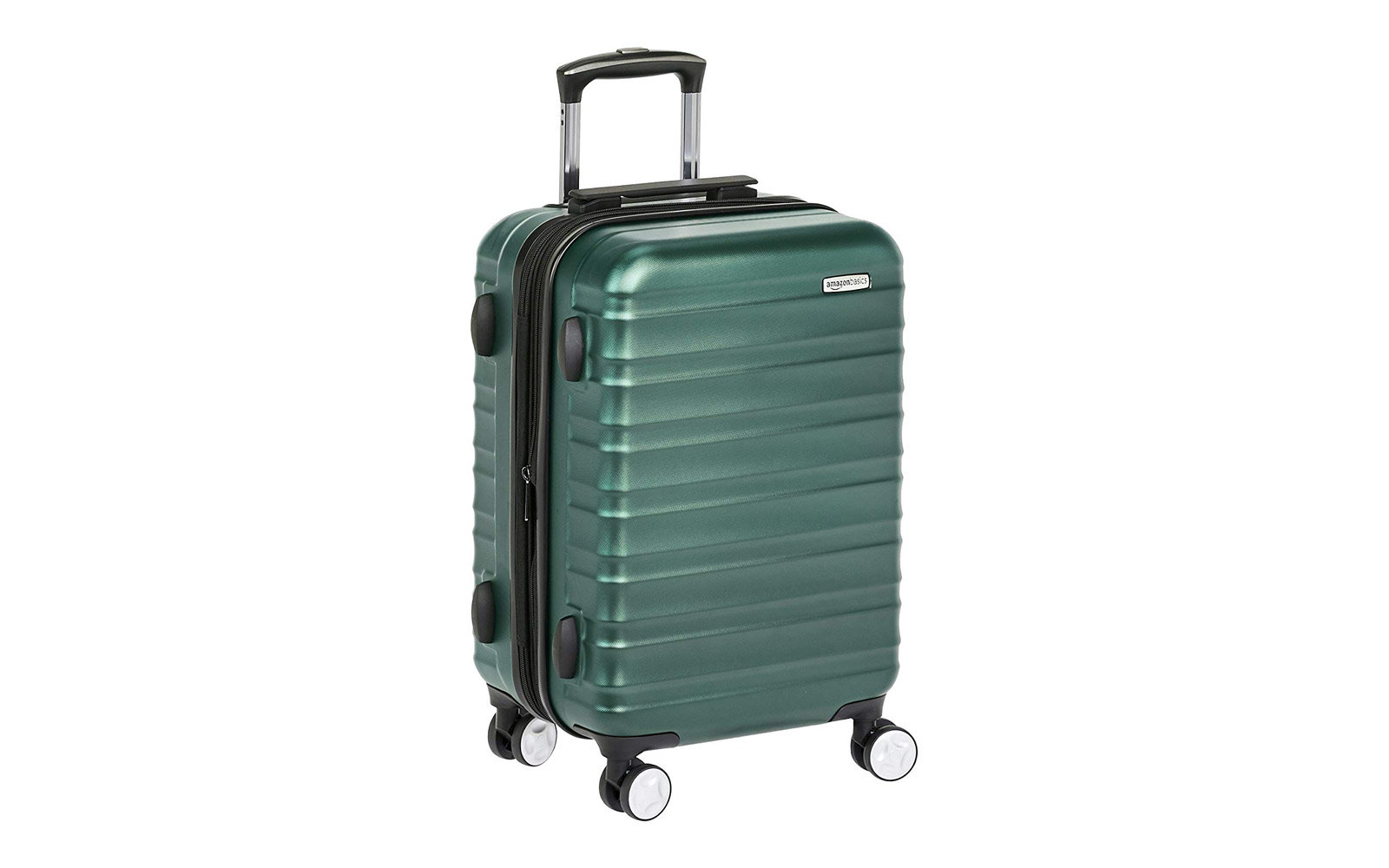 Best Affordable Carry-on  AmazonBasics 20-inch Hardside Spinner Luggage c13c64a81af3f