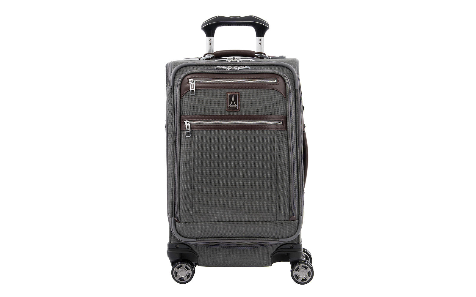 Best Softside Carry-on: Travelpro Platinum Elite 21-inch Expandable Spinner