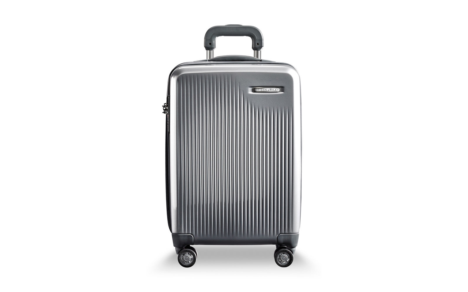 Best Hard-shell Carry-on: Briggs & Riley Sympatico Expandable 21-inch International Spinner