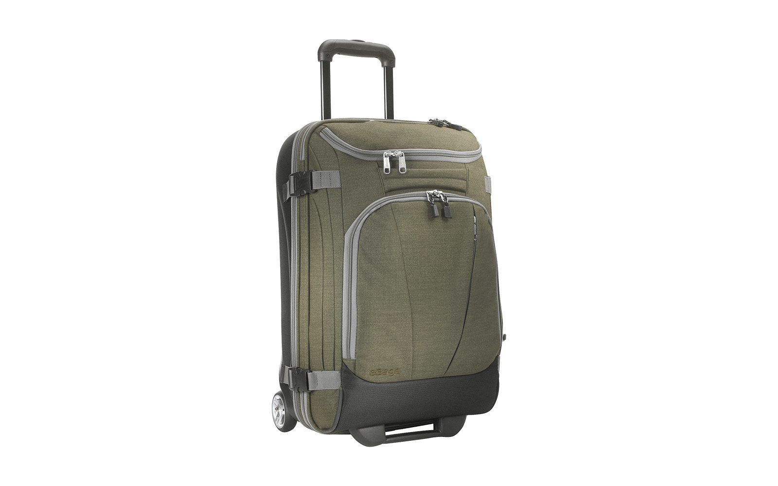 Best Wheeled Duffel Carry-on: eBags TLS Mother Lode Mini 21  Wheeled Carry-On Duffel