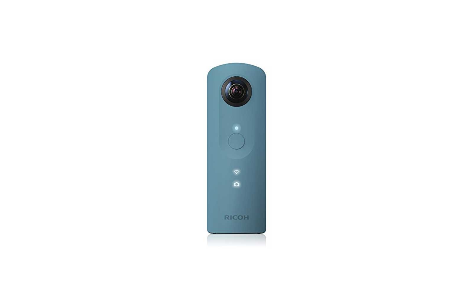 Gifts to get on Amazon Ricoh Theta SC 360 Camera