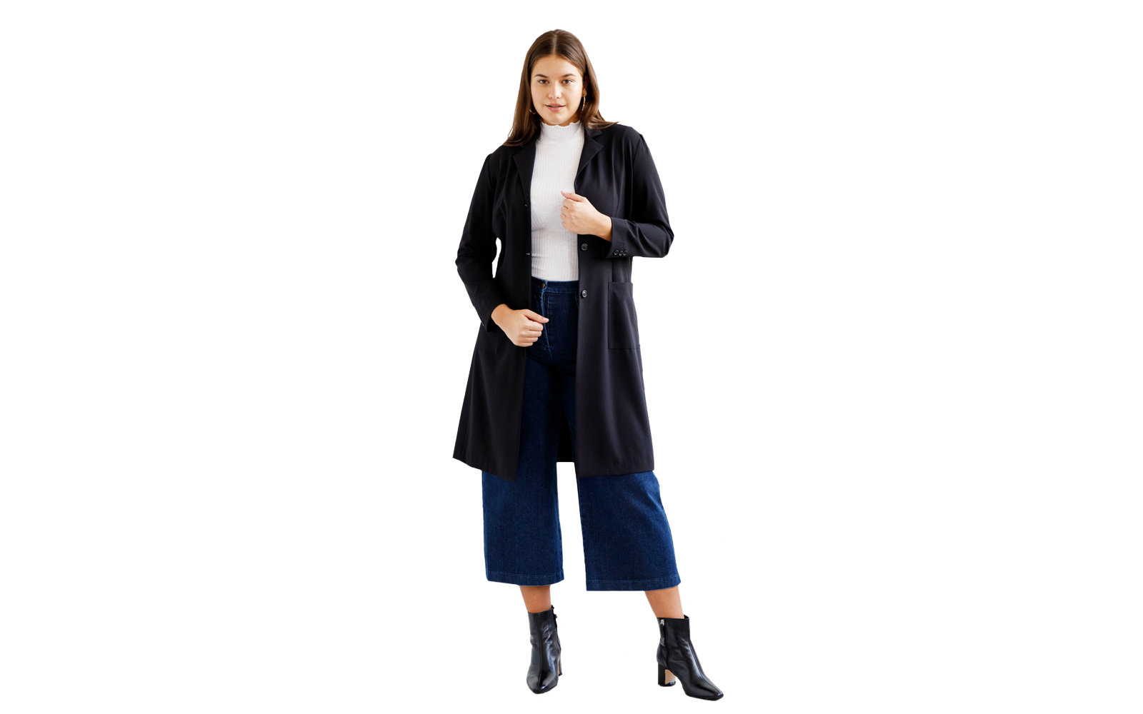 Of a Kind, Black Duster Jacket, Best Gifts for Business Travelers