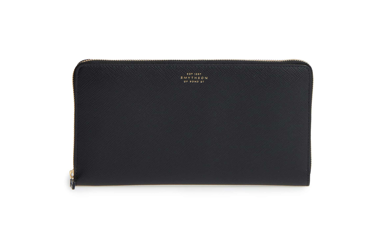 Nordstrom, Panama Calfskin Leather Travel Wallet and Passport Case, Best Gifts for Business Travelers