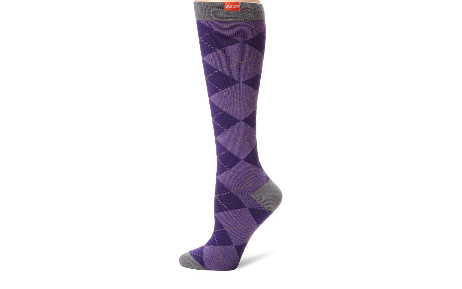 Amazon, VIM & VIGR Stylish Compression Socks, Best Gifts for Business Travelers
