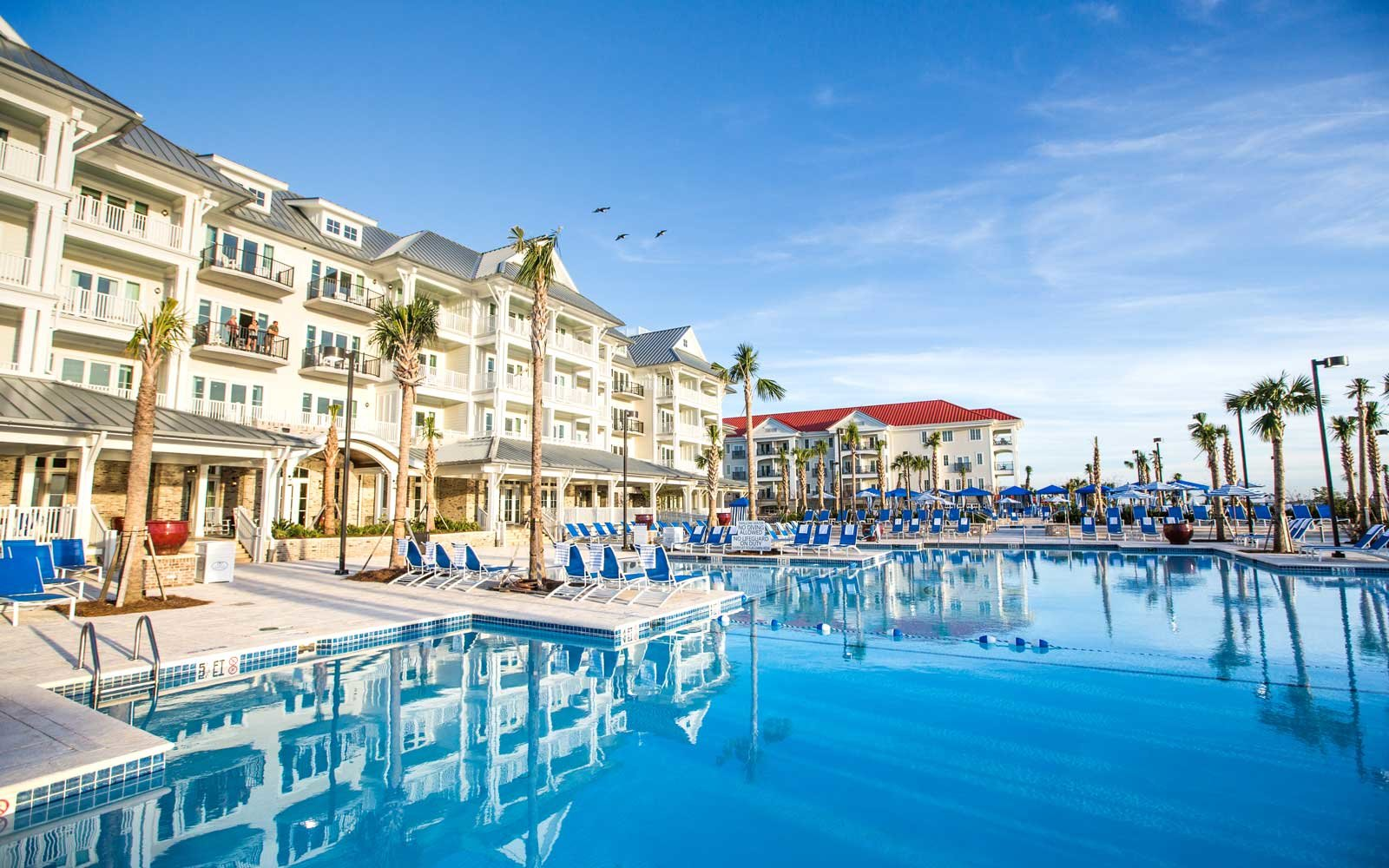 Save 30% off Stays at This Family-Friendly Resort on the Charleston Harbor | Travel + Leisure