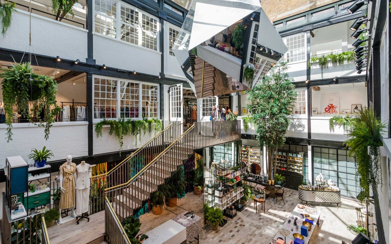 This Historic Market District Is Where You'll Find London's Best Shopping Today