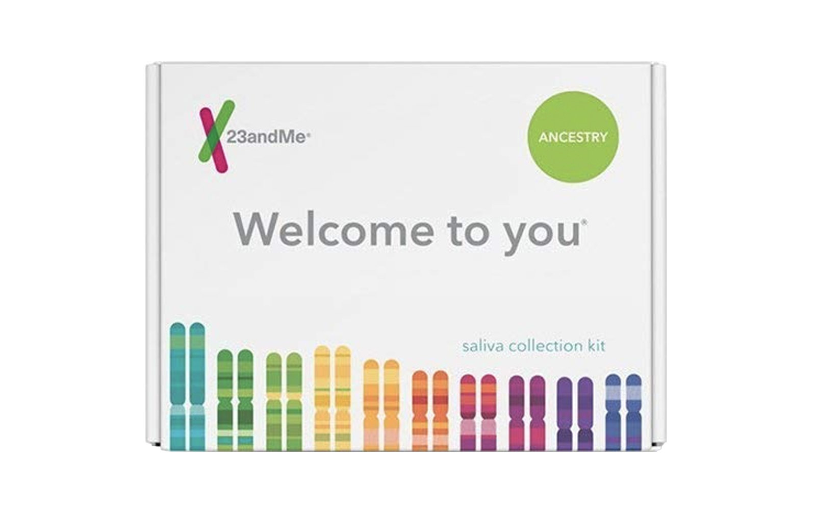 23andMe DNA Test - Ancestry