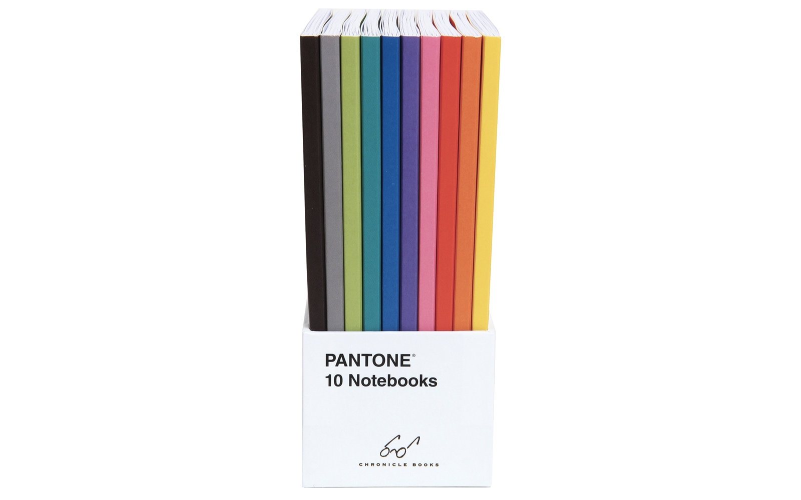 Pantone Notebooks