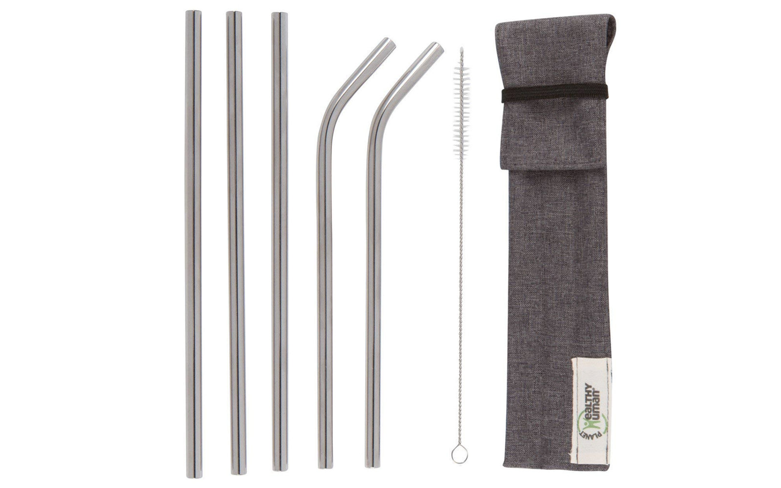 Amazon Reusable Stainless Steel Straws