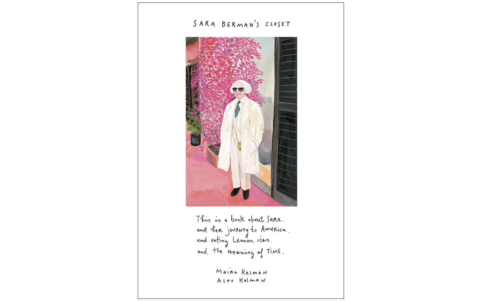 Sarah Berman's Closet  by Maira Kalman and Alex Kalman