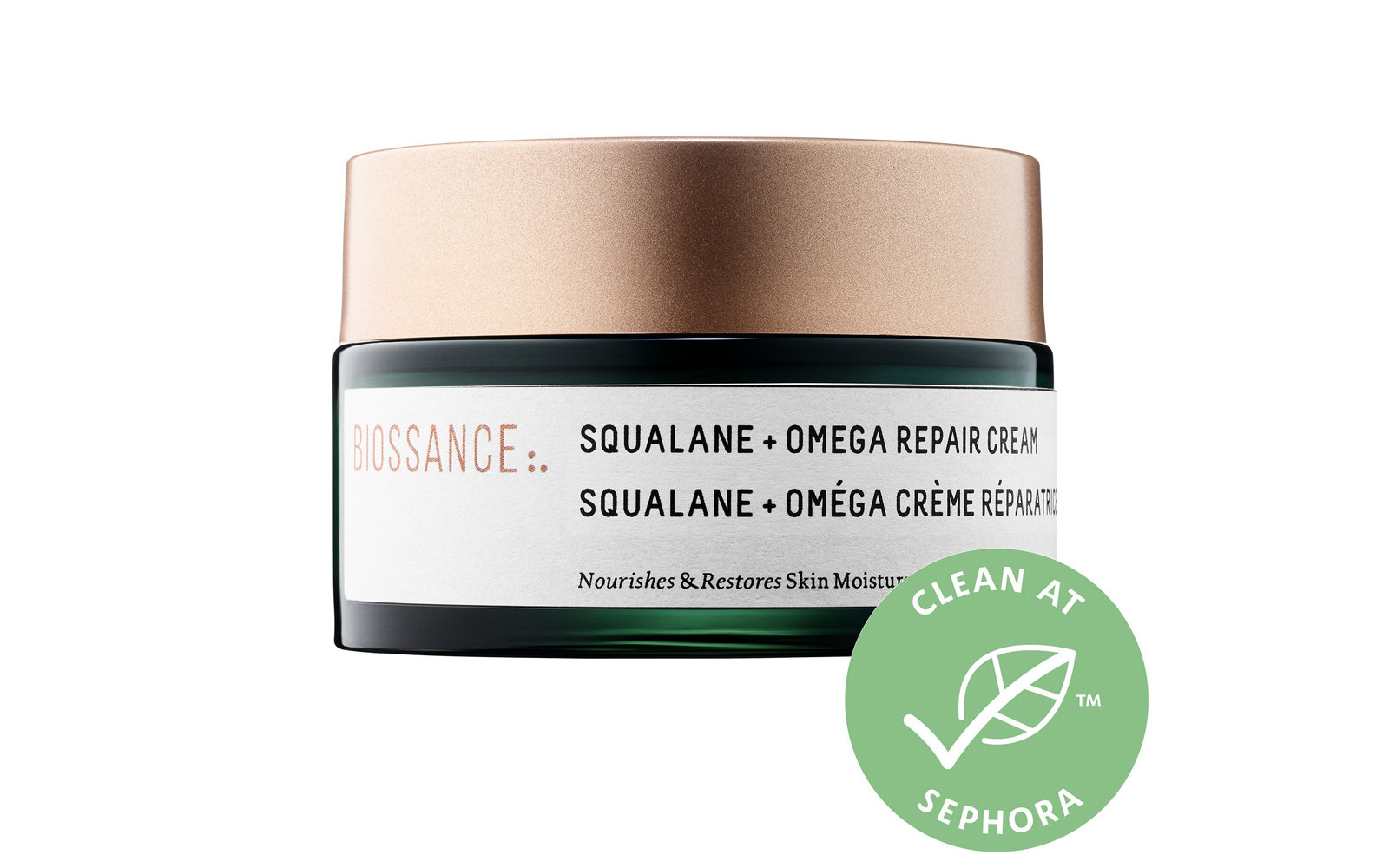 Sephora Biossance Repair Cream
