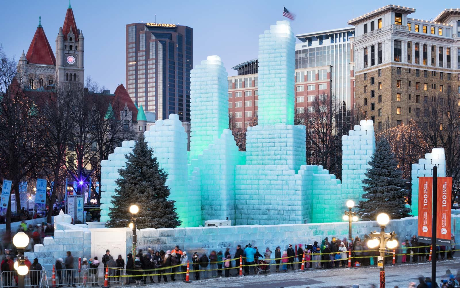 Winter Carnival, St. Paul, Minnesota