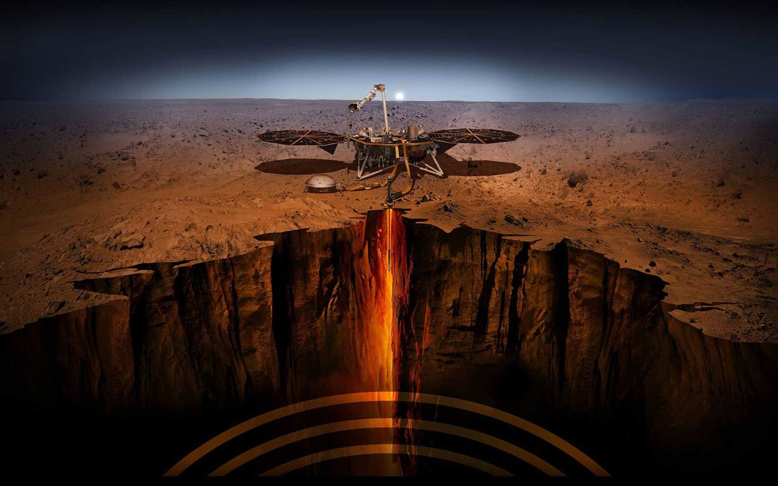 Everything You Need to Know About Streaming NASA's Mars Landing Today