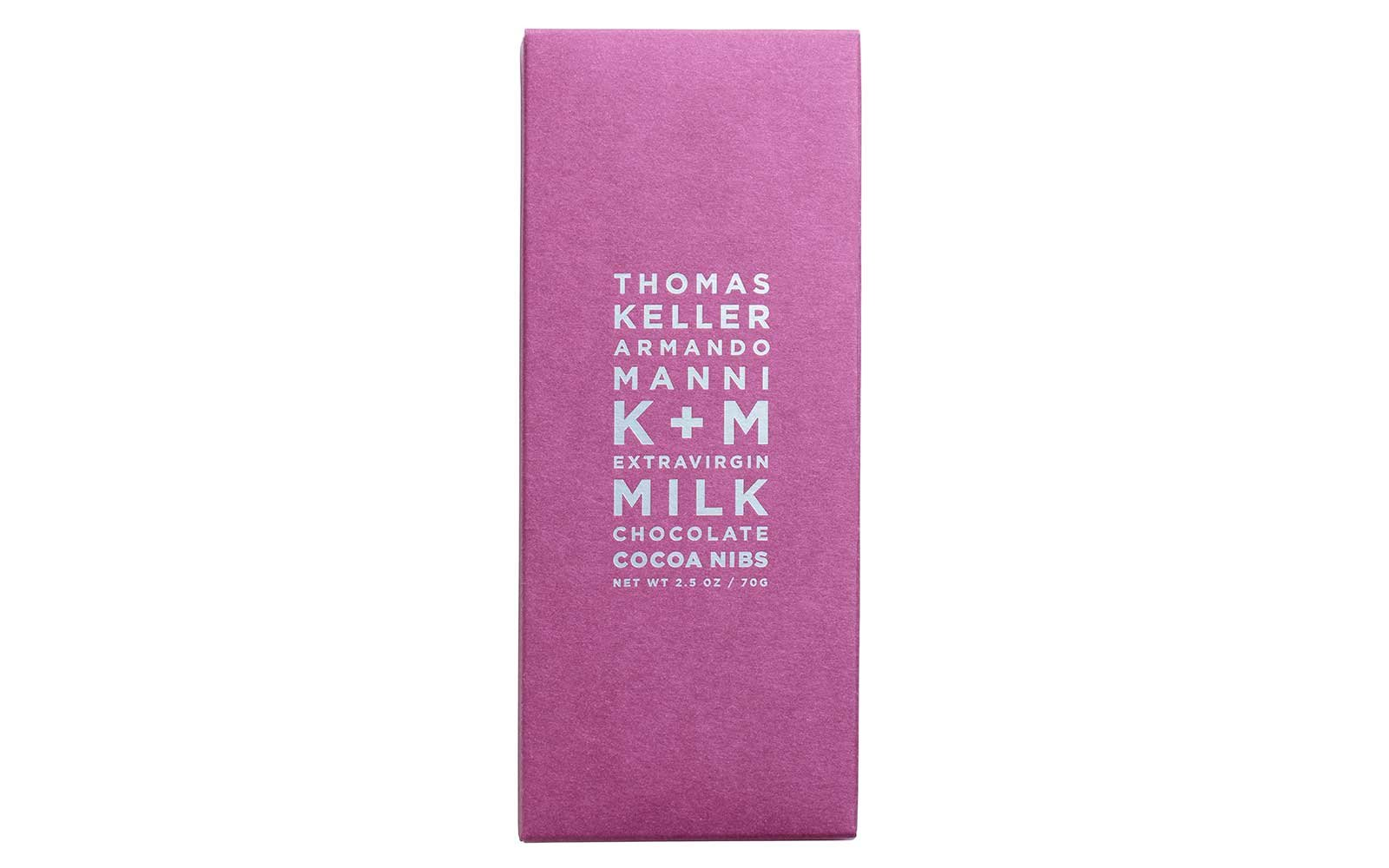 Thomas Keller Chocolate Bar