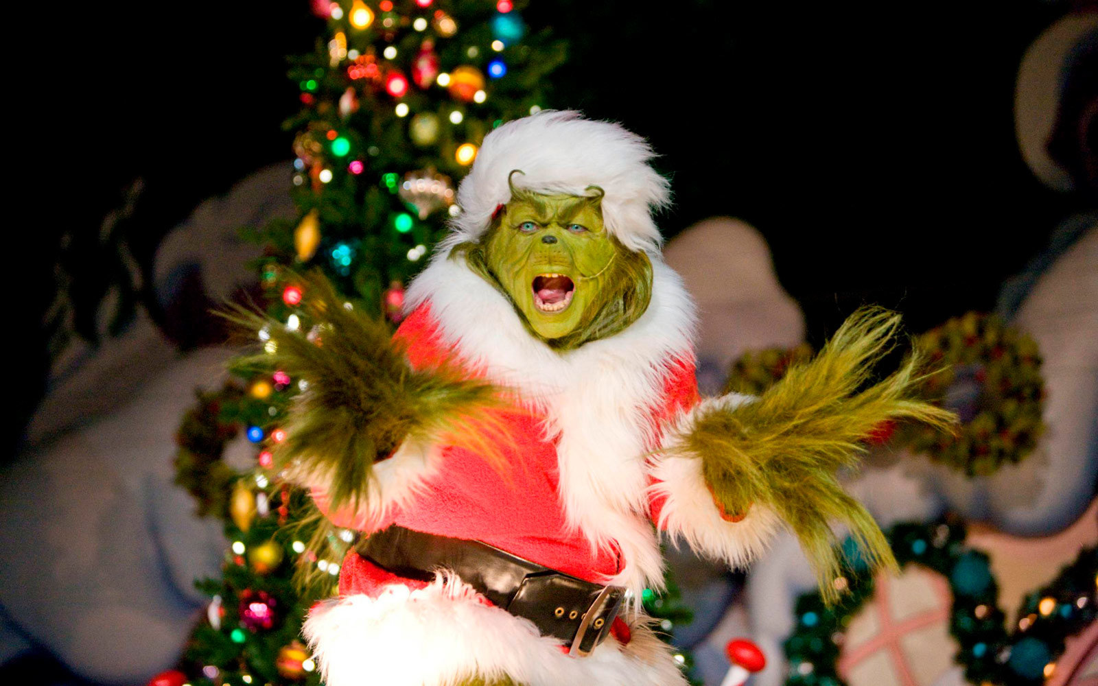 Grinch at Whoville