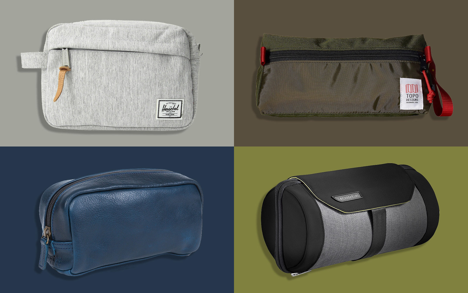 527f29726f32 The Best Dopp Kits to Keep Your Toiletries Organized