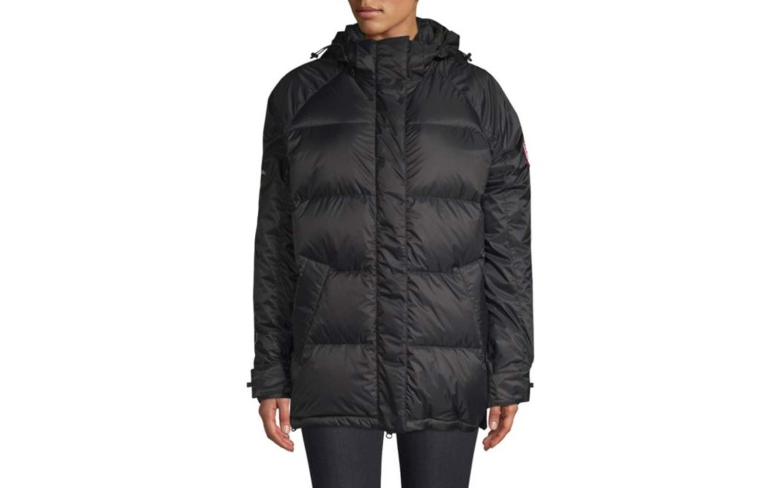 Canada Goose's Approach Jacket in Black