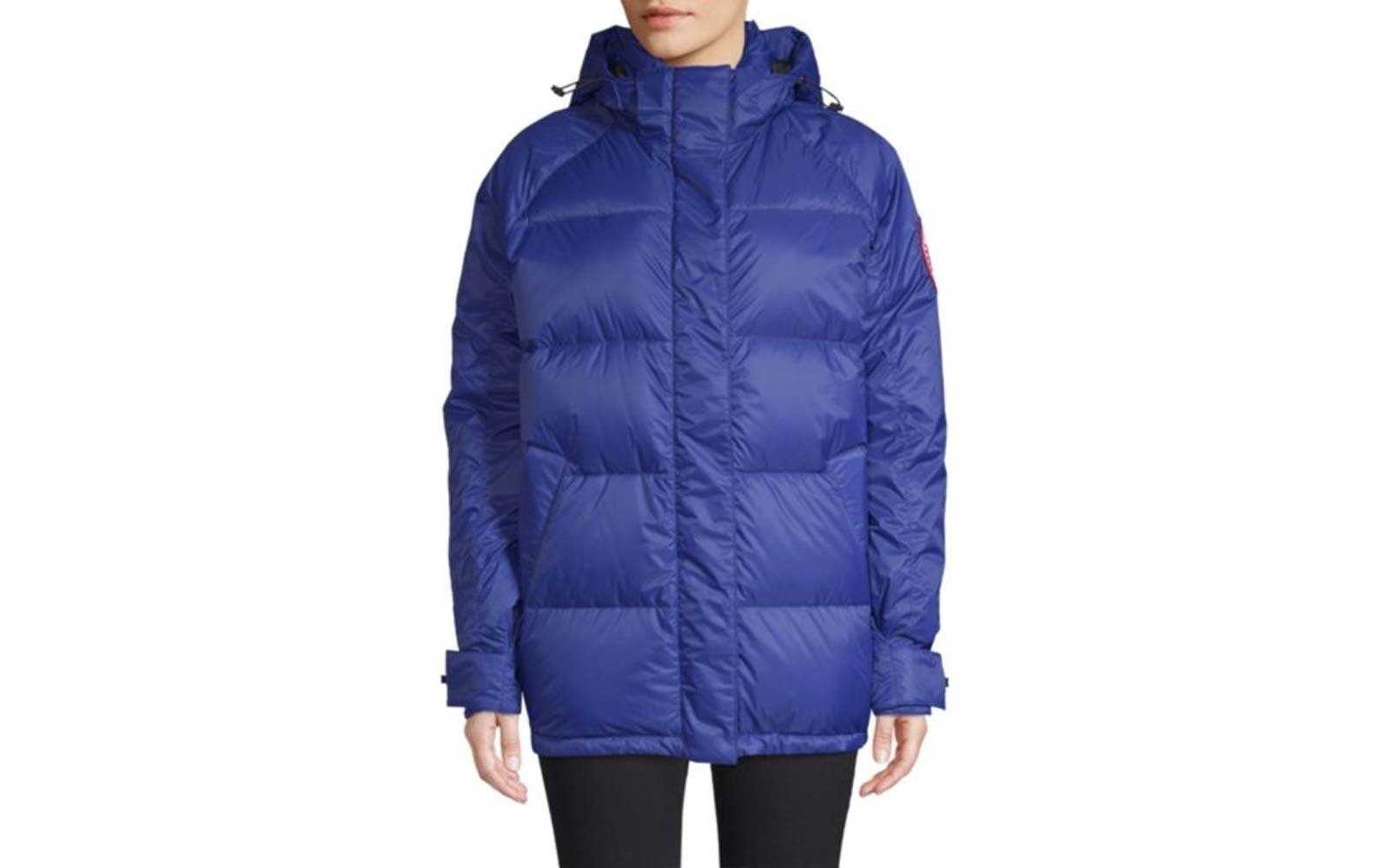 Canada Goose's Approach Jacket in Pacific Blue