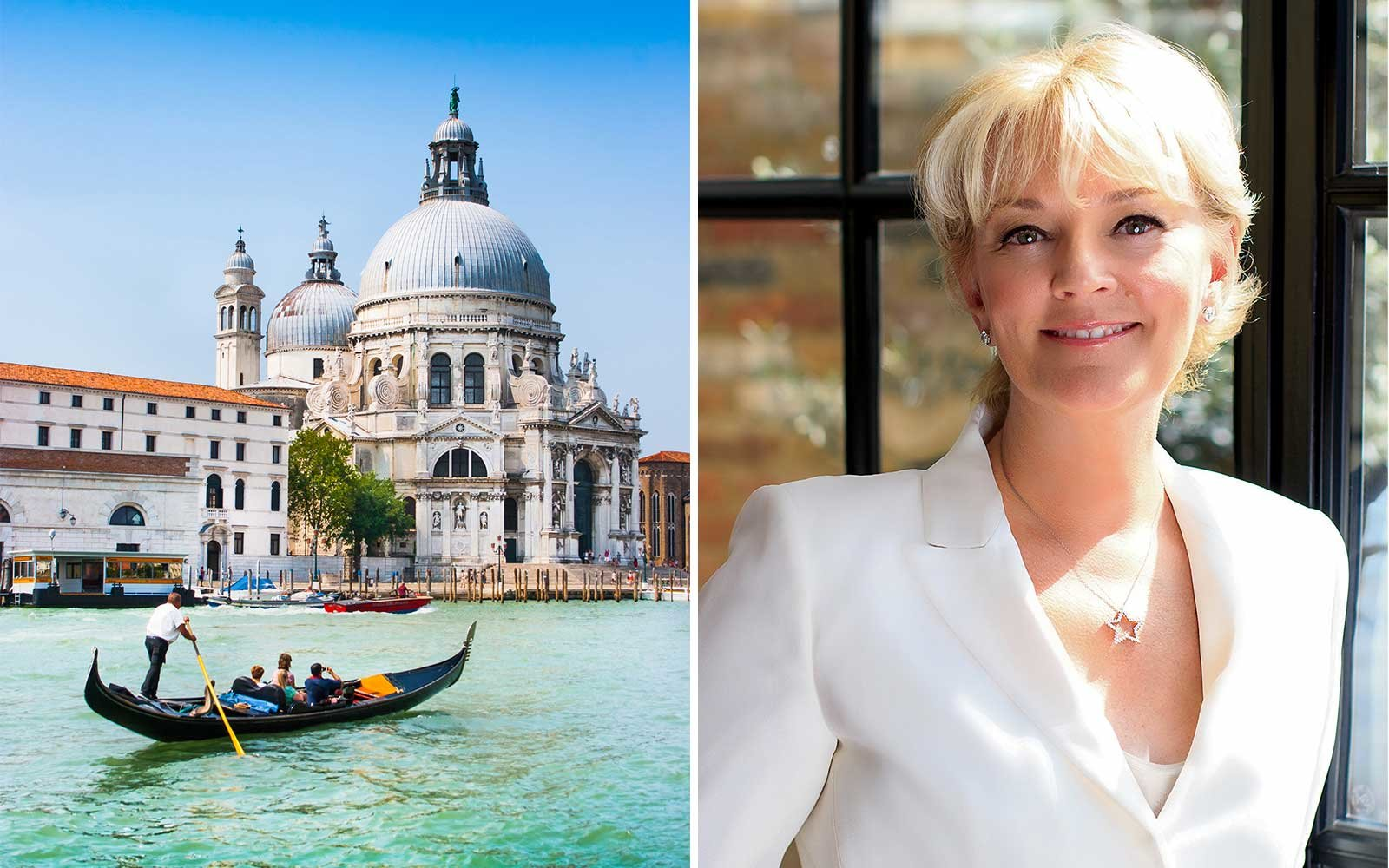 Jo Malone talks about her trip to Venice, Italy