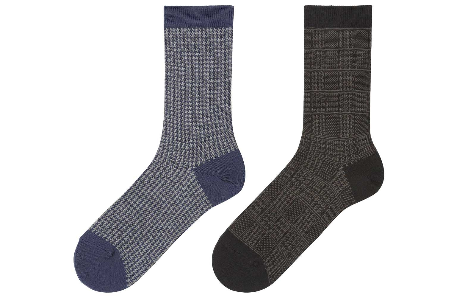 UniQlo HeatTech socks