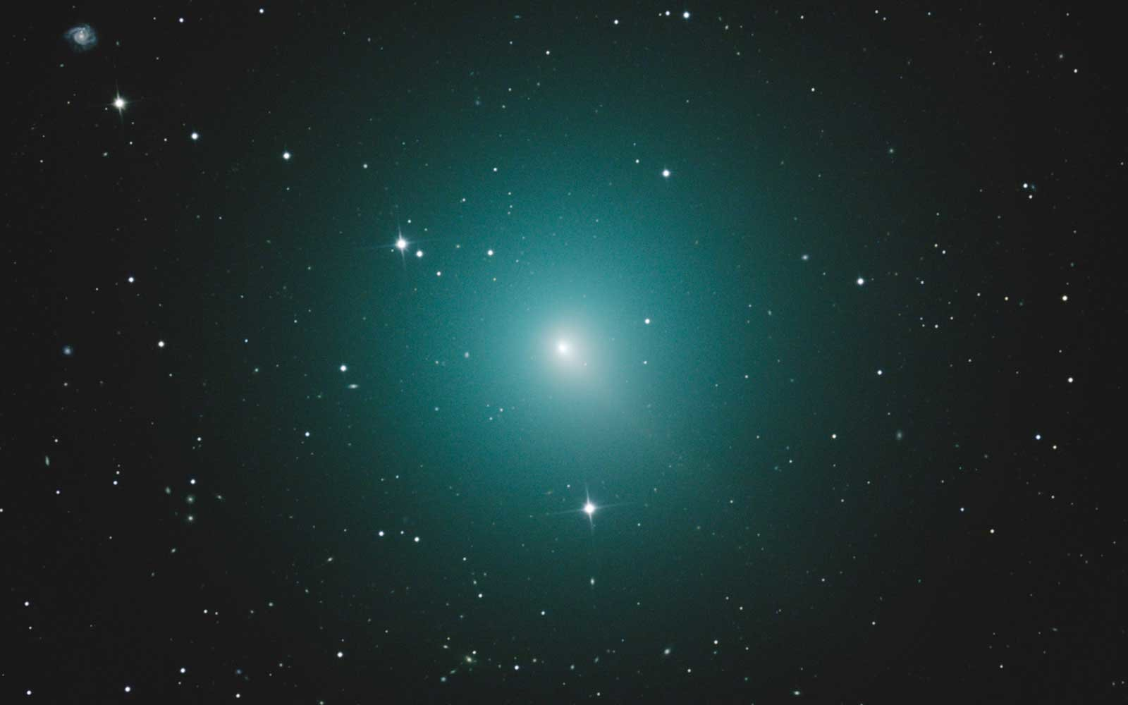 Comet 46P/Wirtanen: how to see the 'Christmas comet' in December 2018