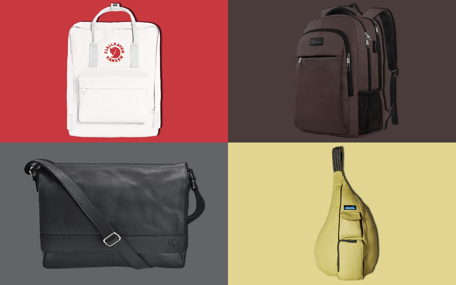 The Most Wished For Travel Bags on Amazon