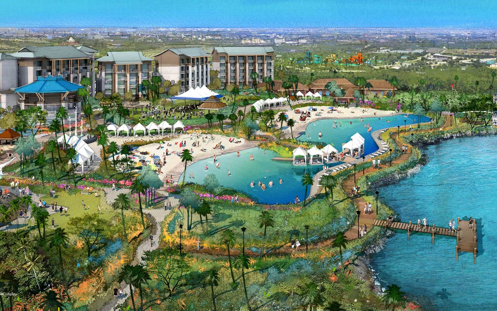 Jimmy Buffett's New Margaritaville Orlando Resort Will Open