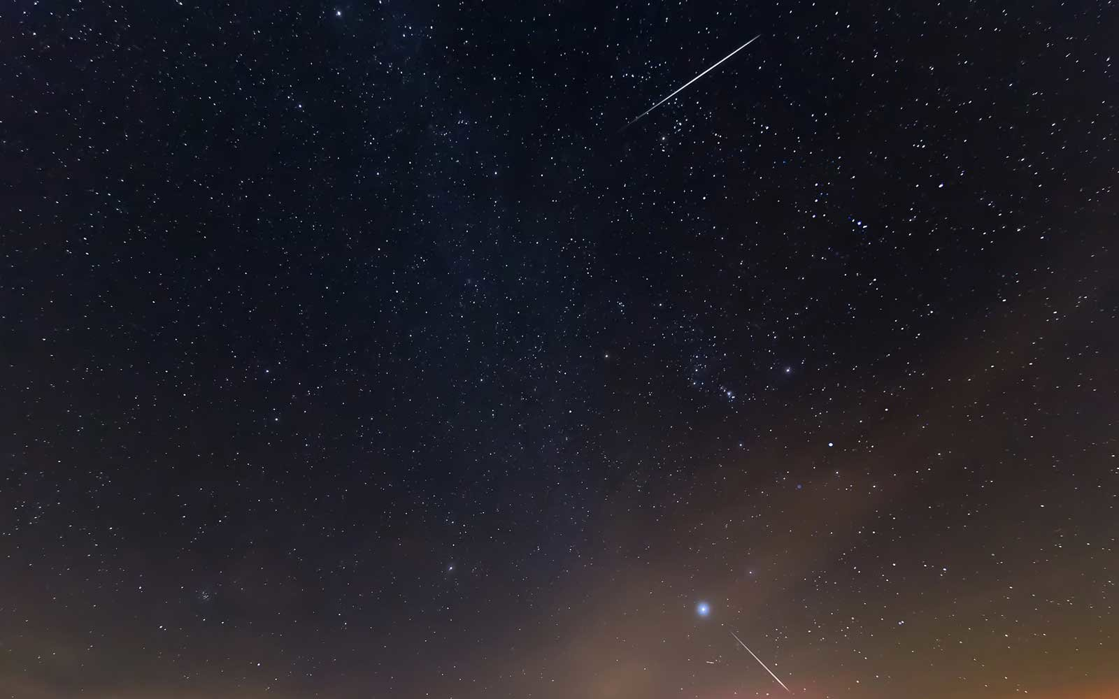 The Geminid meteor shower is peaking right now: Here's how to watch