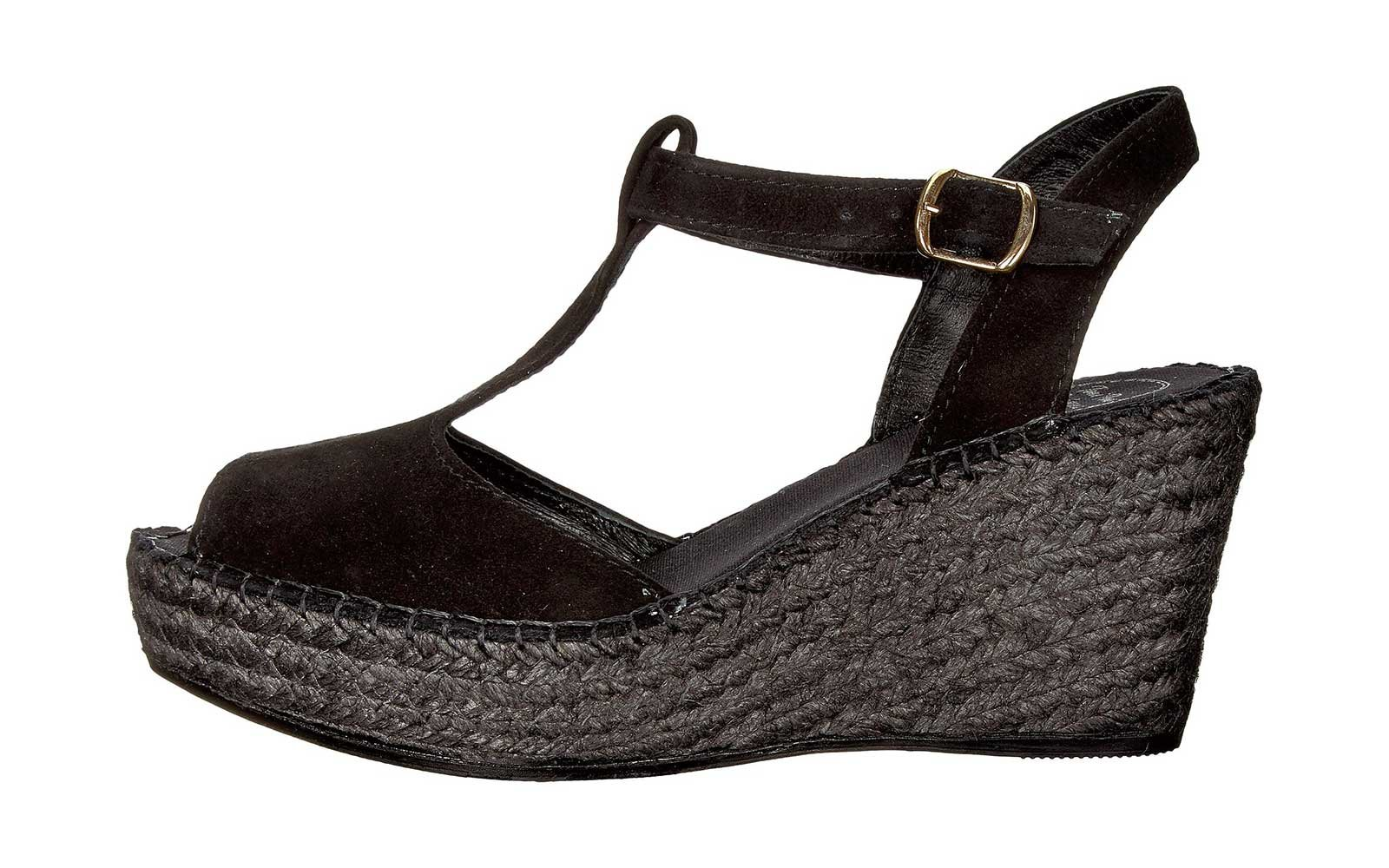 T-strap wedges by Toni POns