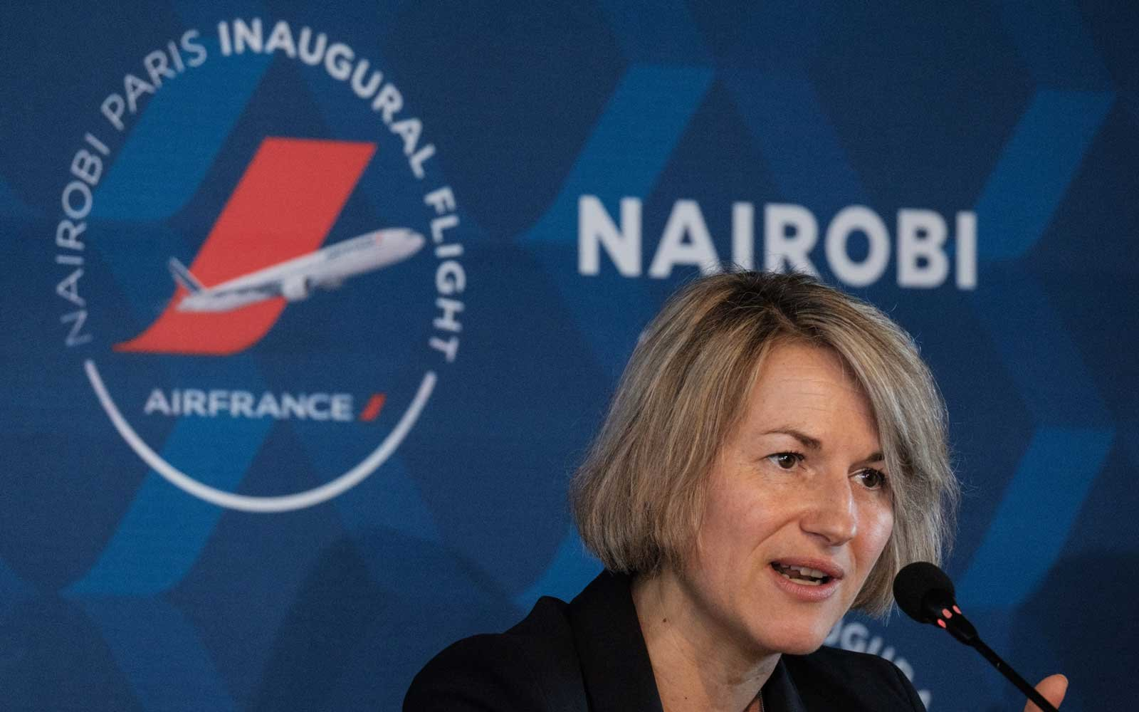 Anne Rigail Air France CEO