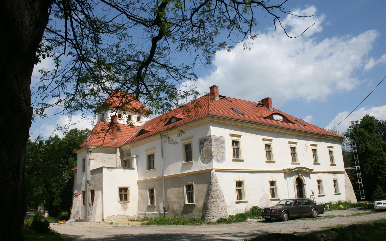 Otmuchow, Prince Bishop Wroclaw Palace