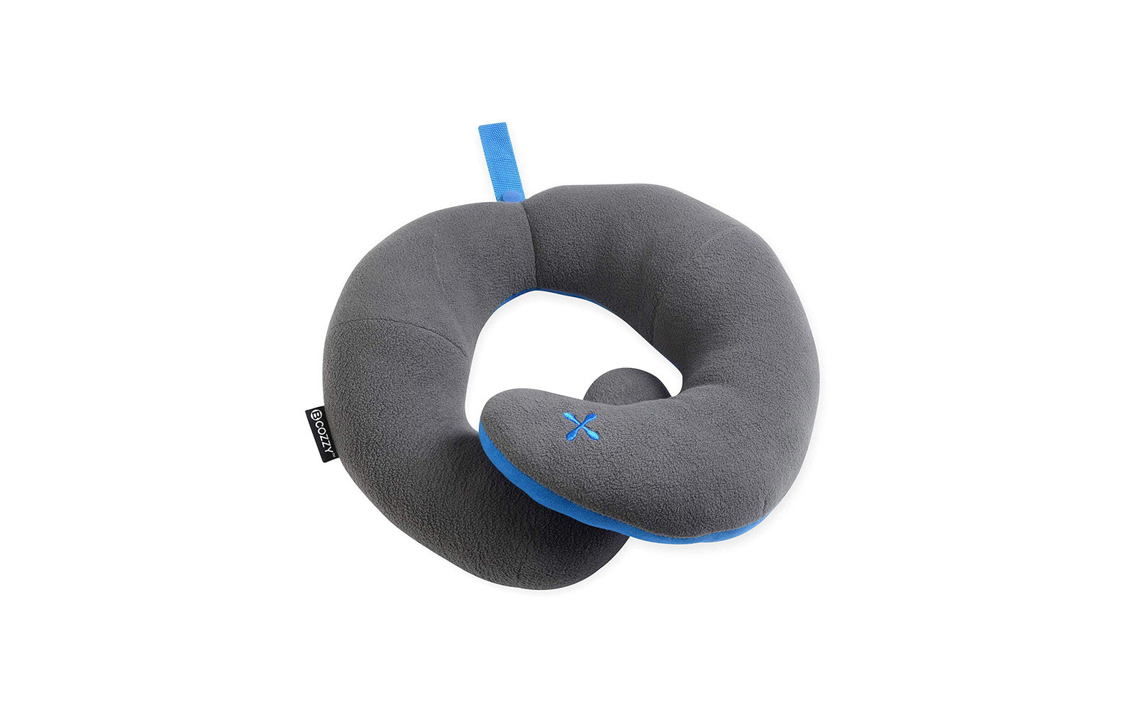 4. Bcozzy Chin Supporting Travel Pillow